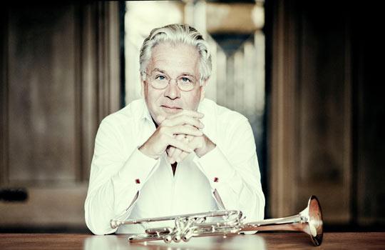 Håkan Hardenberger, Foto: Marco Borggreve