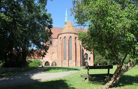 Kloster Chorin, Foto: EKC