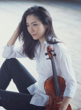 Akiko Suwanai, Foto: Takaki Kumada