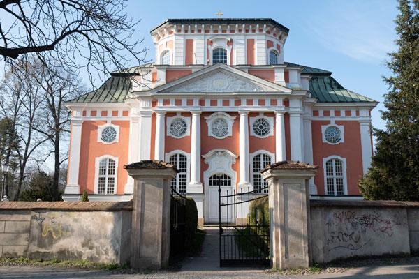 Schlosskirche Buch (c) Matthias Heyde
