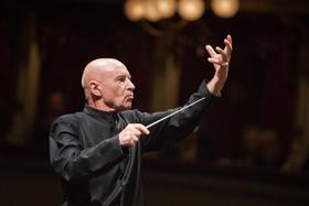 Dirigent Christoph Eschenbach (c) Luca Piva