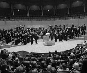 Missa solemnis in Köln